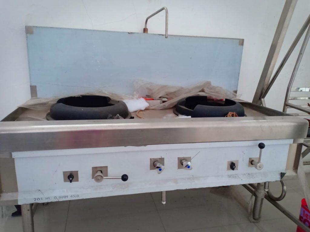 Peralatan Dapur Kantin Stainless