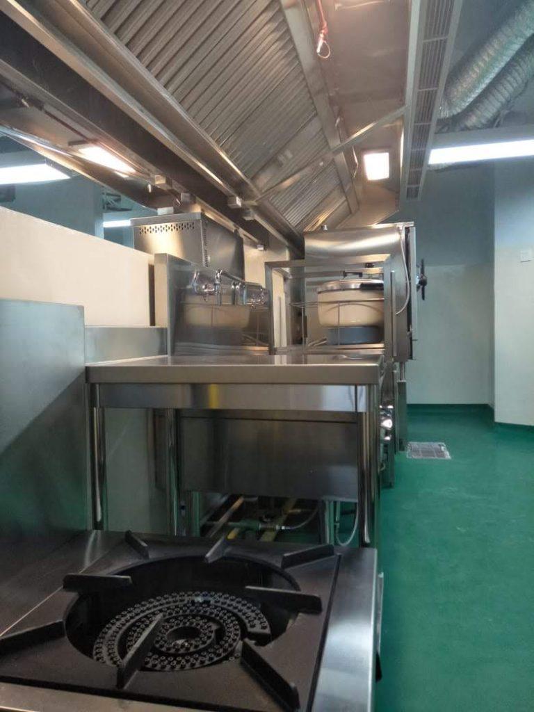 Peralatan Dapur Hotel Stainless Steel
